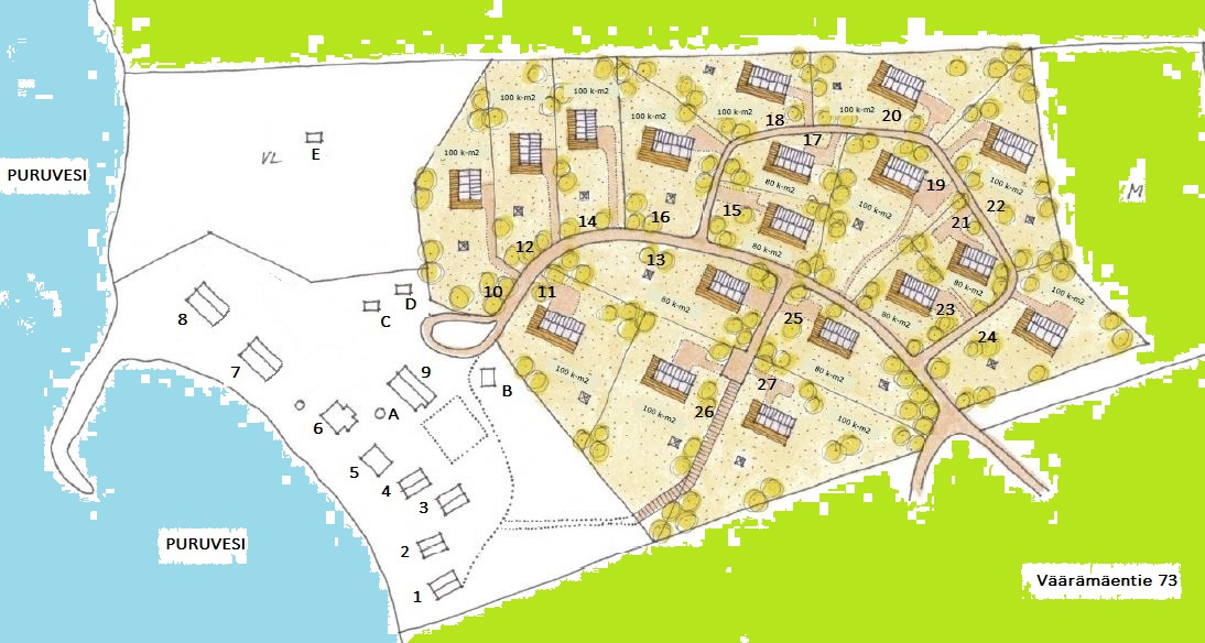 Plots For Sale In A Lakeland Paradise Karelian Country Cottages