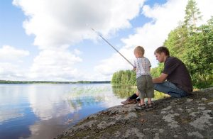 Karelian Country Cottages Fishing 5